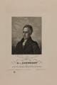 Bildnis des B. v. Lindenau, Jacob Hyrtl-1817/1870 (Quelle: Digitaler Portraitindex)
