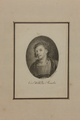 Bildnis des Carl Wilhelm Ramler, Sintzenich - nach 1760 (Quelle: Digitaler Portraitindex)
