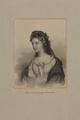 Bildnis der Elisa von der Recke, Carl Friedrich Naumann-1828/1846 (Quelle: Digitaler Portraitindex)
