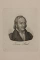 Bildnis des Jean Paul, nach 1810 (Quelle: Digitaler Portraitindex)