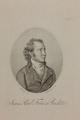 Bildnis des Jean Paul Friedr. Richter, Schr der, Johann Heinrich - 1804 (Quelle: Digitaler Portraitindex)