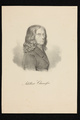 Bildnis des Adelbert Chamisso, 1820/1850 (Quelle: Digitaler Portraitindex)