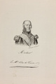 Bildnis des Mortier, Joh. Gardon - 1797/1850 (Quelle: Digitaler Portraitindex)