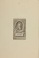Bildnis des Moliere, Monogrammist B G (1673)-1673/1800 (Quelle: Digitaler Portraitindex)