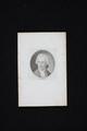 Bildnis des Wilhelm Friedemann Bach, 1770/1850 (Quelle: Digitaler Portraitindex)