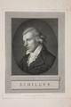 Bildnis des Schiller, Heinrich Friedrich Thomas Schmidt (ungesichert) - 1807 (Quelle: Digitaler Portraitindex)