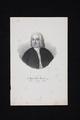 Bildnis des Joh. Seb. Bach, 1801/1850 (Quelle: Digitaler Portraitindex)