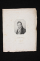 Bildnis des Walter Scott, Bollinger, Friedrich Wilhelm-1818/1832 (Quelle: Digitaler Portraitindex)