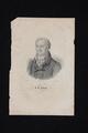Bildnis des J. G. Schicht, Zimmermann - 1801/1850 (Quelle: Digitaler Portraitindex)