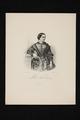 Bildnis der Clara Schumann, Weger, August - 1845/1892 (Quelle: Digitaler Portraitindex)