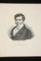 Bildnis des F. Kalkbrenner, 1825/1850 (Quelle: Digitaler Portraitindex)