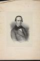 Bildnis des M. Hauptmann, 1835/1850 (Quelle: Digitaler Portraitindex)