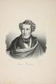 Bildnis des Emil Devrient, Carl Heinrich Kitzerow-1830/1874 (Quelle: Digitaler Portraitindex)
