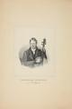 Bildnis des Bernhard Romberg, C cilie Brand - 1829/1880 (Quelle: Digitaler Portraitindex)