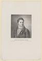 Bildnis des Oehlenschl�ger, Johann Friderich Clemens - 1822 (Quelle: Digitaler Portraitindex)