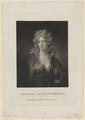 Bildnis der Frederica Louise Wilhelmina, Prinzessin von Preussen, Charles Howard Hodges (ungesichert) - 1791/1837 (Quelle: Digitaler Portraitindex)