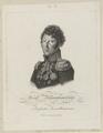 Bildnis des Grafen Miloradowitsch, Johann Georg Mansfeld - 1796/1817 (Quelle: Digitaler Portraitindex)