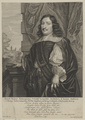 Bildnis des Dauid Teniers, Lucas Vorsterman (2)-1639/1670 (Quelle: Digitaler Portraitindex)