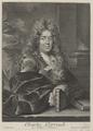 Bildnis des Charles Perrault, G rard Edelinck - 1694 (Quelle: Digitaler Portraitindex)