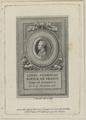Bildnis des Louis Stanislas Xavier de France, Jean Massard (ungesichert) - 1765/1774 (Quelle: Digitaler Portraitindex)