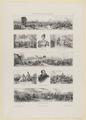 Schlachtenszenen mit Napoleon und den Bildnissen von Eug�ne Beauharnais und Marie-Louise, Kaiserin von Frankreich, Nicolas Eustache Maurin - 1816/1825 (Quelle: Digitaler Portraitindex)