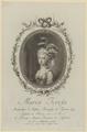 Bildnis der Maria Teresa d'Austria, Carlo Lasinio - 1787/1800 (Quelle: Digitaler Portraitindex)
