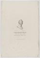 Bildnis des Giovacchino Rossini, Raphael Morghen - 1822 (Quelle: Digitaler Portraitindex)