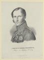Bildnis des Leopold Georg Friedrich von Sachsen-Coburg, Schlick, Gustav - 1826/1831 (Quelle: Digitaler Portraitindex)