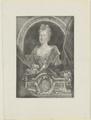 Bildnis der Elisabeth Sophie von Brandenburg, Christoph Weigel-1701/1725 (Quelle: Digitaler Portraitindex)