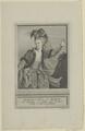 Bildnis der Maria Aloysia Lange, geb. Weber, Nilson, Johannes Esaias - 1784 (Quelle: Digitaler Portraitindex)