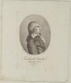 Bildnis des Friederich Br�ckel, Fehr (um 1790) - 1781/1800 (Quelle: Digitaler Portraitindex)