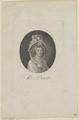 Bildnis der Manon Boudet, Friedrich Christian Gottlieb Geyser - 1810/1830 (Quelle: Digitaler Portraitindex)