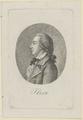 Bildnis des Fleck, Rosenberg (1780) - nach 1779 (Quelle: Digitaler Portraitindex)