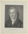 Bildnis des M. A. v. Thuemmel, Friedrich Theodor M ller (zugeschrieben) - 1817/1850 (Quelle: Digitaler Portraitindex)