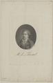 Bildnis des M. A. von Th�mmel, Christian Wilhelm Ketterlinus - 1781/1803 (Quelle: Digitaler Portraitindex)