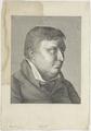 Bildnis des Friedrich Schlegel, Karl Barth (zugeschrieben) - 1818/1853 (Quelle: Digitaler Portraitindex)