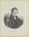 Bildnis des Ernst Raupach, Giessmann, Friedrich-1831/1840 (Quelle: Digitaler Portraitindex)