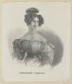 Bildnis der Constanze Tibaldi, Giessmann, Friedrich - 1831/1840 (Quelle: Digitaler Portraitindex)
