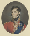Bildnis des Leopold von Sachsen-Coburg, um 1837/1860 (Quelle: Digitaler Portraitindex)