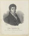 Bildnis des Carl Friedrich von Sachsen-Weimar u. Eisenach, Rudolf Weber - 1828/1835 (Quelle: Digitaler Portraitindex)