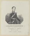 Bildnis des Alexander Nicolaiewitsch, unbekannter K nstler - 1826/1850 (Quelle: Digitaler Portraitindex)