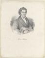 Bildnis des Moritz Retzsch, C cilie Brand - 1830/1835 (Quelle: Digitaler Portraitindex)
