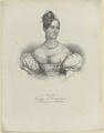 Bildnis der Amalie von Griechenland, Kneisel, August - um 1835 (Quelle: Digitaler Portraitindex)