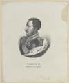 Bildnis des Wilhelm II. von Hessen, C cilie Brand - 1831/1840 (Quelle: Digitaler Portraitindex)