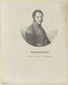 Bildnis des Friedrich von Sachsen-Altenburg, E. P nicke - um 1830 (Quelle: Digitaler Portraitindex)