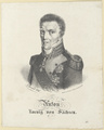 Bildnis des Anton von Sachsen, L. Brand - um 1830 (Quelle: Digitaler Portraitindex)
