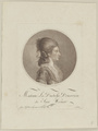 Bildnis der Louise de Saxe Weimar, Johann Georg Reinheimer - 1775/1788 (Quelle: Digitaler Portraitindex)