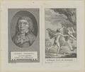 Bildnis des Ludwig Gotthard Theobul Kosegarten, Giovanni Domenico Fiorillo-1799 (Quelle: Digitaler Portraitindex)