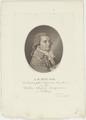 Bildnis des A. W. Iffland, Anton Karcher - 1791 (Quelle: Digitaler Portraitindex)