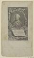 Bildnis des M. A. v. Th�mmel, Clemens Kohl - 1792 (Quelle: Digitaler Portraitindex)